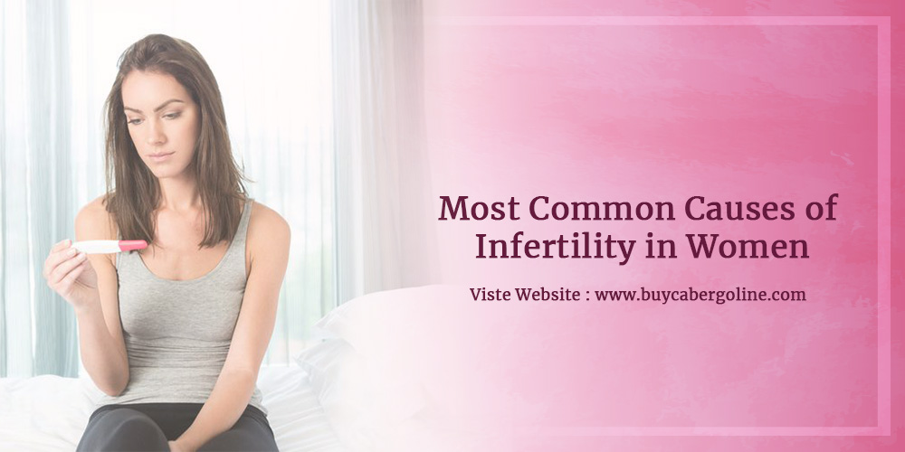 Most Common Causes of Infertility in Women