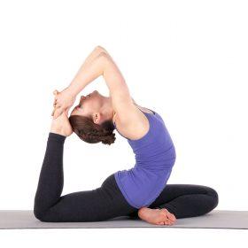 Rehearsing Yoga